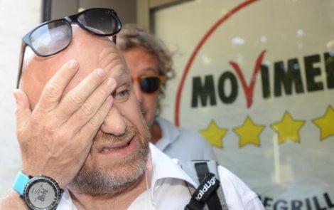 +++ RPT +++ Filippo Nogarin apre la sede delimitato elettorale in piazza  +++ RPT +++