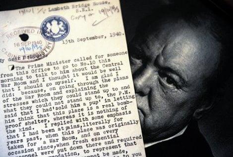 Churchill-atomica