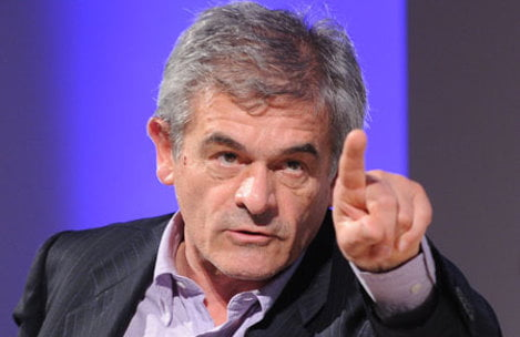 Sergio Chiamparino, già sindaco Torino