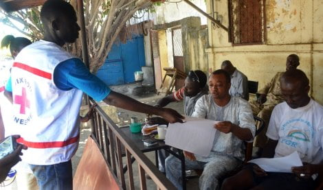 GUINEE-HEALTH-EBOLA
