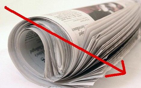 Editoria, dal 2011 tagliati oltre 4.500 posti di lavoro in Italia