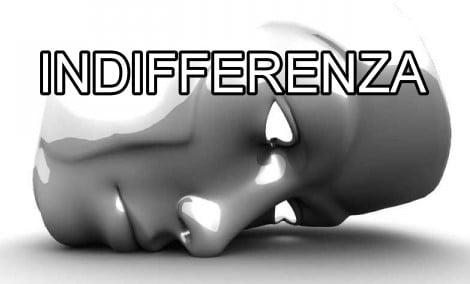 indifferenza