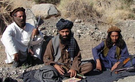 relazioni amichevoli con i talebani