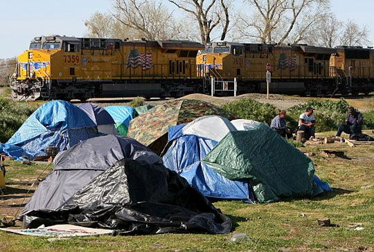 Tent City America: Sacramento