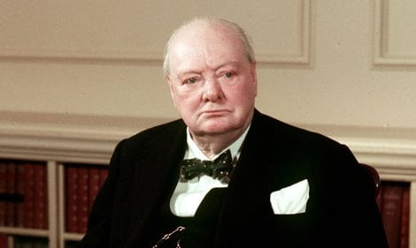 Winston Churchill, Mattinson