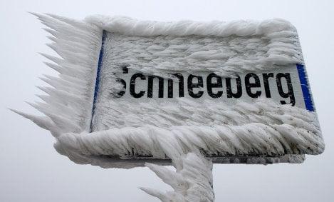 riscaldamento globale in Austria
