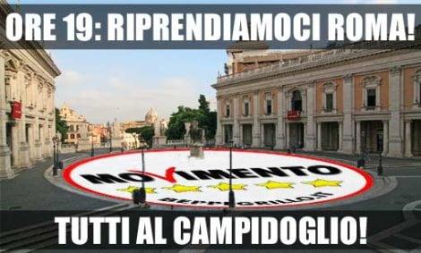 Immagine dal blog di Beppe Grillo