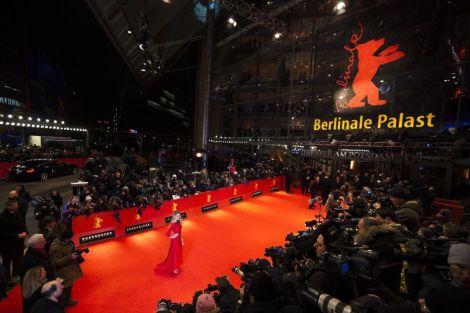 Il tappeto rosso del Festival di Berlino