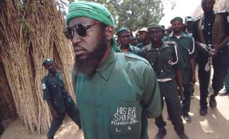 Hisbah, polizia della sharia