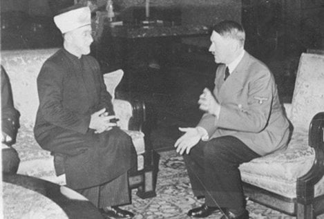 Hitler e il muftì di Gerusalemme - nazismo e islam