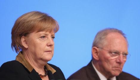 Merkel-Schaeuble