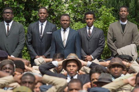 Una scena del film Selma