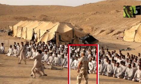militari usa addestrano miliziani (non soldati)