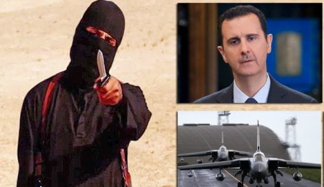 assad-ISIS