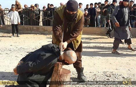 isis-decapitazione