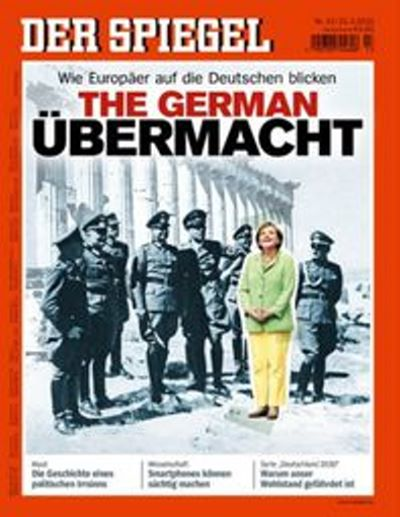 merkel-nazista