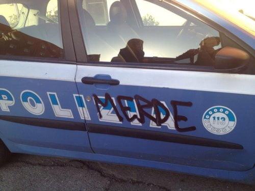 polizia-merde