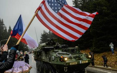 Dragoon Ride  - US army convoy in Czech Republic