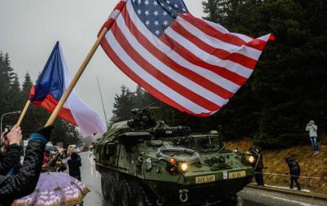 Dragoon Ride  - US army convoy in Czech Republic