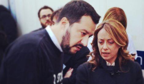 Meloni-Salvini