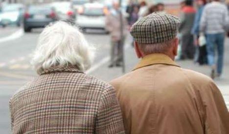 anziani non vaccinati