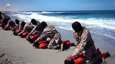 cristiani copti etiopi uccisi da Isis