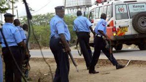kenya-polizia
