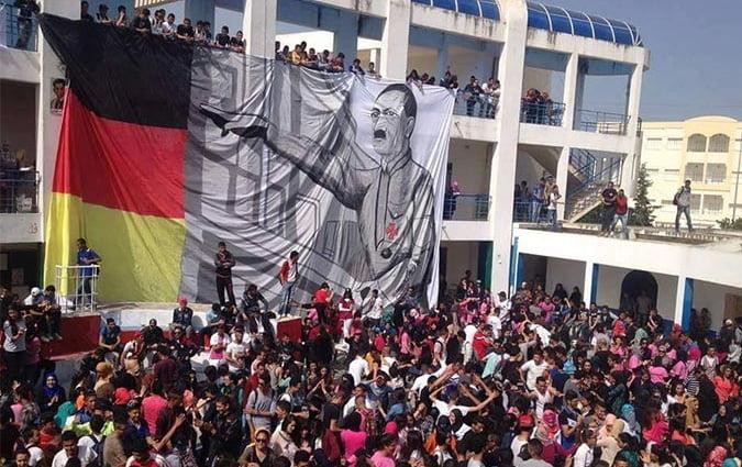 Si inneggia al nazismo in Tunisia