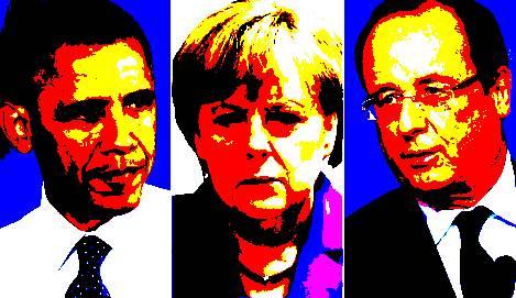 obama-hollande-merkel