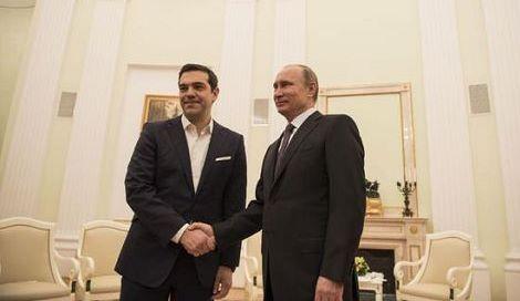 Grecia/*Putin: Tsipras non ha chiesto assistenza finanziaria alla Russia
