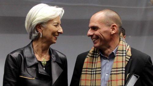 Eurogroup Finance ministers meeting