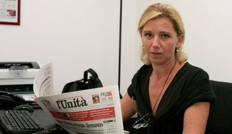 EDITORIA: L'UNITA'; CONCITA DE GREGORIO NUOVO DIRETTORE