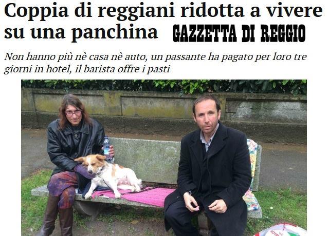 Questi sono due italiani, all'UNAR non interessano