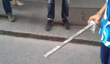 Milano 39enne aggredito da sudamericani con una spranga for Quotazione ferro oggi