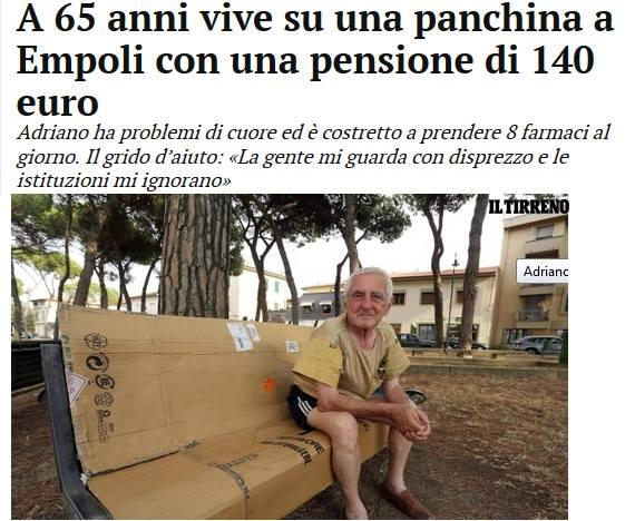 italiano-senzatetto