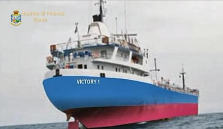 ++ Mafia Roma: rifornita nave fantasma, frode da 7 mln ++