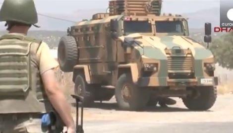 Siria:pronta proposta sanzioni a Turchia