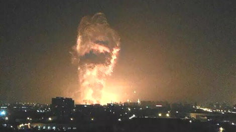 Tianjin-Explosion