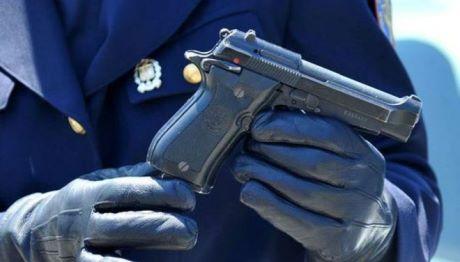polizia-pistola