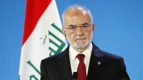 Ministro degli esteri di Baghdad, Ibrahim al-Jaafari