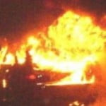 auto-fiamme