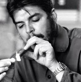 Che Guevara, il rivoluzionario col Rolex