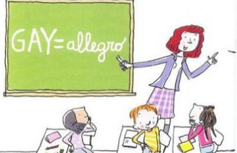 gender scuola