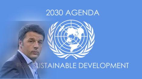 renzi-Agenda-2030