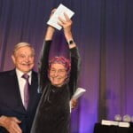 Emma Bonino e George Soros