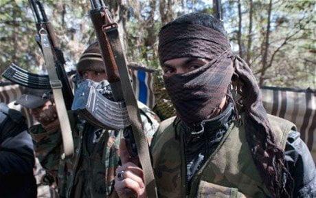 ribelli-siriani