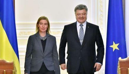 Poroshenko-mogherini