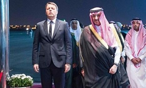 Renzi-arabia