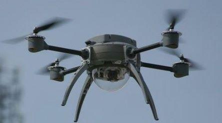 cittadini spiati con i droni