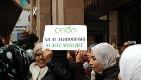 musulmani chiedono moschee
